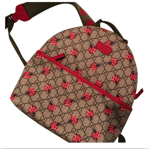 acb5cd7332a1 Gucci Bags | Backpack | Poshmark